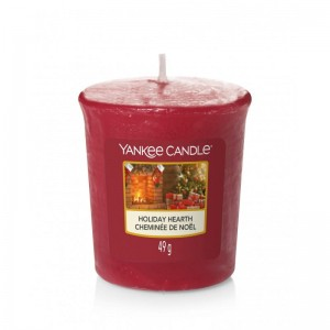Yankee Candle Holiday Hearth świeca votive