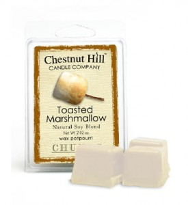 Wosk zapachowy Chestnut Hill Candle Toasted Marshmallow  Kostka