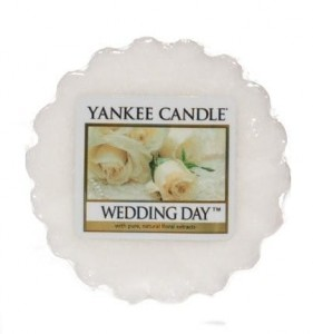 Yankee Candle WEDDING DAY wosk