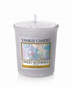 Yankee Candle SWEET NOTHING  świeca sampler