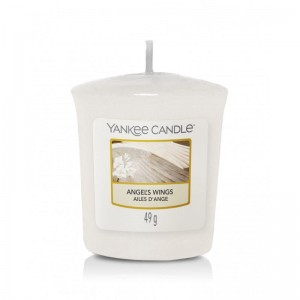 Yankee Candle Angel's Wings świeca sampler
