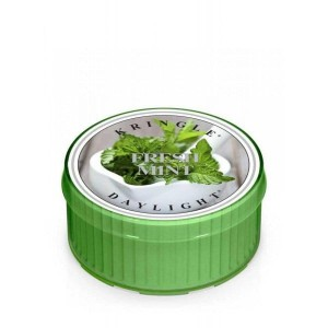 Kringle Candle FRESH MINT daylight świeca zapachowa