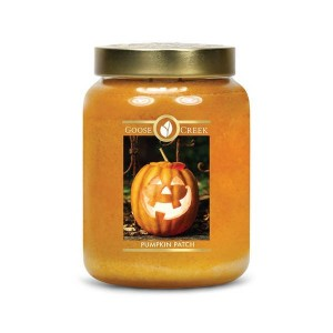 Goose Creek Candle Pumpkin Patch świeca zapachowa Halloween