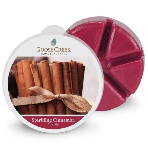 Goose Creek Candle Sparkling Cinnamon wosk zapachowy