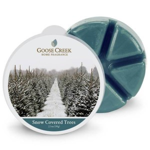 Goose Creek Candle Snow Covered Trees wosk zapachowy  Kostka
