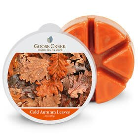 Goose Creek Candle Cold Autumn Leaves wosk zapachowy