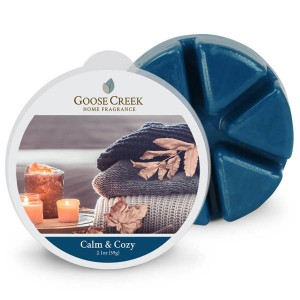 Goose Creek Candle Calm & Cozy wosk zapachowy
