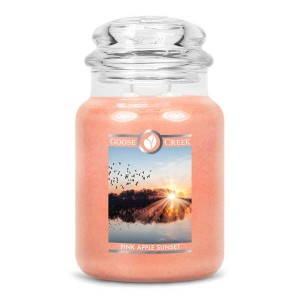 Goose Creek Candle Pink Apple Sunset świeca zapachowa