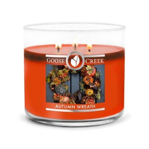 Goose Creek Candle Autumn Wreath świeca Tumbler Trzyknotowy