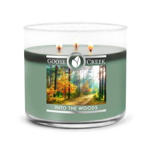 Goose Creek Candle Into The Woods Świeca Tumbler