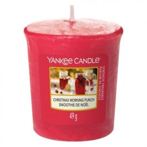 Yankee Candle Christmas Morning Punch Świeca Votive