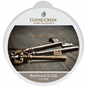 Goose Creek BURLWOOD & OAK wosk