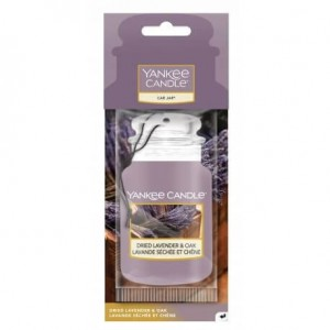 Yankee Candle Dried Lavender & Oak Zapach Do Samochodu Car Jar