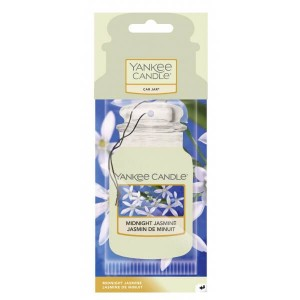 Yankee Candle Midnight Jasmine Zapach Do Samochodu Car Jar