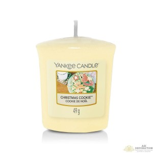 Yankee Candle Christmas Cookie świeca  Sampler Votive