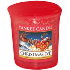 Yankee Candle CHRISTMAS EVE świeca sampler