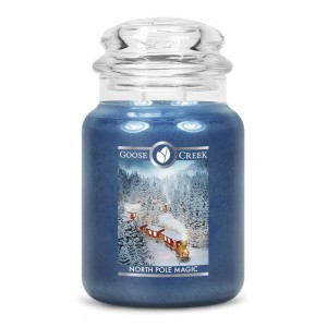 Goose Creek Candle North Pole Magic Świeca Zapachowa