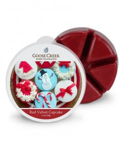 Goose Creek Candle Red Velvet Cupcake Wosk Zapachowy