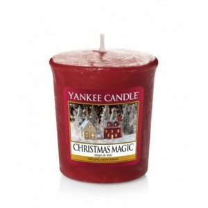 Yankee Candle Christmas Magic Świeca Zapachowa Votive