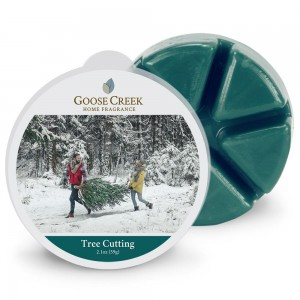 Goose Creek Candle Tree Cuting Wosk Zapachowy