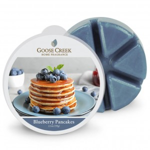 Goose Creek Candle Blueberry Pancakes Wosk Zapachowy
