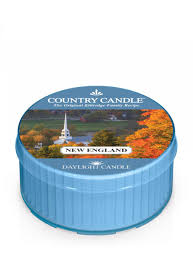 Country Candle  NEW ENGLAND daylight