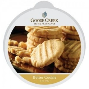 Goose Creek Candle Butter Cookie Wosk Zapachowy