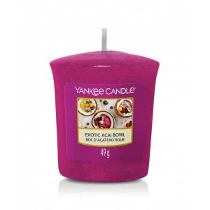 Yankee Candle Exotic Acai Bowl Świeca Votive