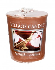 Village Candle APPLES & CINNAMON votive świeca