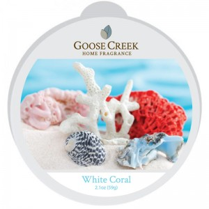 Goose Creek WHITE CORAL  wosk
