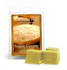 Wosk zapachowy KOSTKA CHESTNUT HILL CANDLE Sugar Cookie
