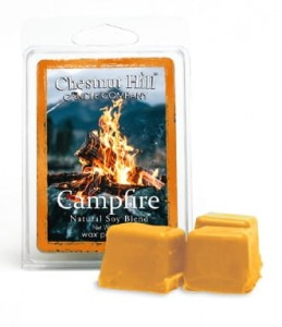 Wosk zapachowy CHESTNUT HILL CANDLE Campfire