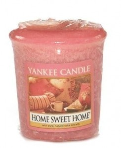 Yankee Candle HOME SWEET HOME świeca sampler