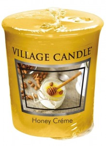 Village Candle HONEY CREME świeca votive