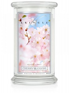 Kringle Candle CHERRY BLOSSOM duża świeca