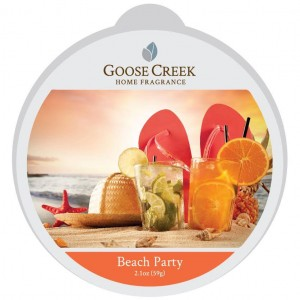 Goose creek BEACH PARTY wosk