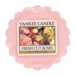 Yankee Candle FRESH CUT ROSES wosk