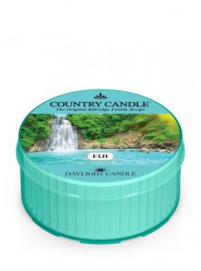 Country Candle  FIJI daylight