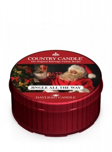 Country Candle JINGLE ALL THE WAY
