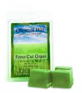 Wosk zapachowy CHESTNUT HILL CANDLE Fresh Cut Grass