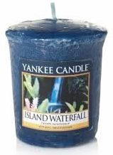 Yankee Candle ISLAND WATERFALL świeca sampler USA