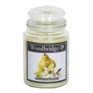 Woodbridge English Pear & Freesia świeca zapachowa