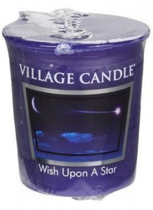 Village Candle WISH UPON A STAR świeca votive