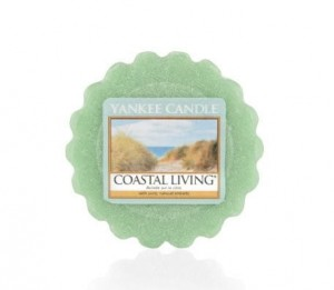 Yankee Candle COASTAL LIVING wosk