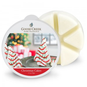 Goose Creek CHRISTMAS CAKES wosk