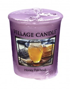Village Candle HONEY PATCHOULI świeca votive