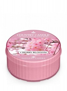 Country candle CHERRY BLOSSOM