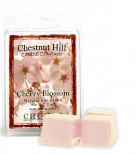 Wosk zapachowy CHESTNUT HILL CANDLE  Cherry Blossom