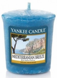 Yankee  Candle  MEDITERRANEAN BREEZE świeca sampler USA