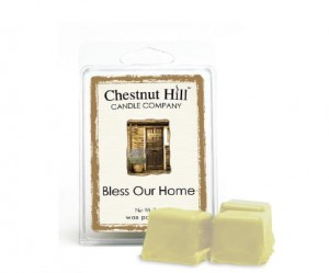 Wosk zapachowy CHESTNUT HILL CANDLE  Bless our home